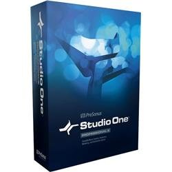 Brand New PreSonus Studio One 2.0 Professional DAW Software with Melodyne Essential, Multitrack MIDI editing and automatic delay compensation