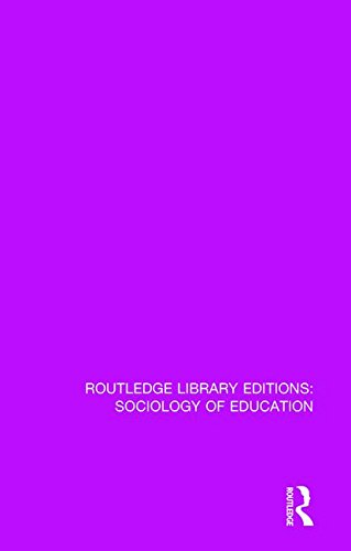 Teachers, Professionalism and Class: A Study of Organized Teachers (Routledge Library Editions: Sociology of Education) (Volume 59)