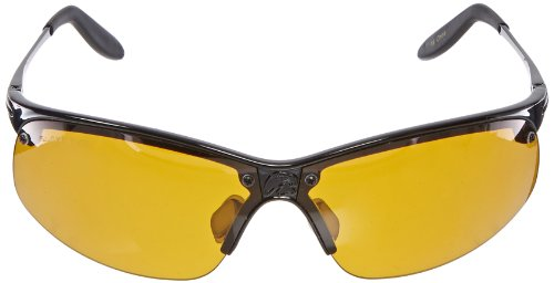 4493534cd8 Amazon.com  Eagle Eyes Sports Polarized Sunglasses - PanoVu Style for  Driving Hiking Running Fishing Golfing Baseball and Outdoor Activities   Clothing