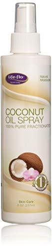 Life-Flo Coconut Oil Spray, 8 Fluid Ounce