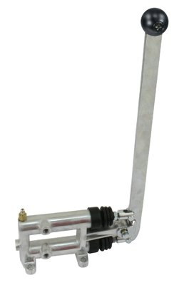 PREMIUM SINGLE HANDLE TURNING BRAKE, With Upright Handle by Appletree Automotive