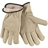 Memphis Glove (MCR Safety Gloves) 3280XL - Driverx27;s Work Gloves - Thermal Lined, Size X-Large, Slip-On Cuff
