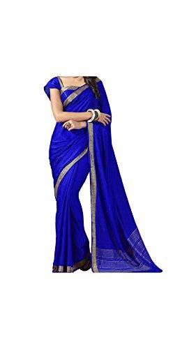 Saris and Things Crepe Silk Black Mysore Silk Wedding Saree