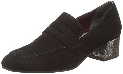 Tamaris WoMen 24315 Loafers Black (Black 001)