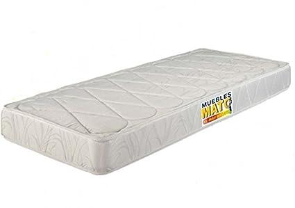 MUEBLES MATO - Colchon de muelles 90x190