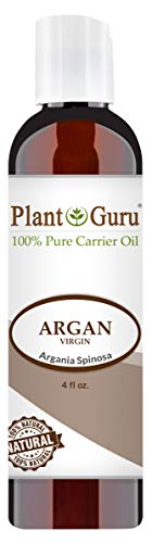 Argan Oil 4 oz. Morocco Virgin, Unrefined Cold Pressed 100%