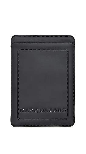 Marc Jacobs Tablet Case, Black, One Size (Ipad Case Marc Jacobs Mini)