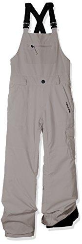 Volcom Big Boys' Sutton Insulated Overall, Grey, XL by Volcom