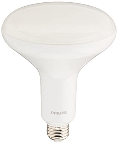 Philips 457010 9w BR40 LED Dimmable Flood Soft White Bulb - 65w equiv. - Philips Reflector