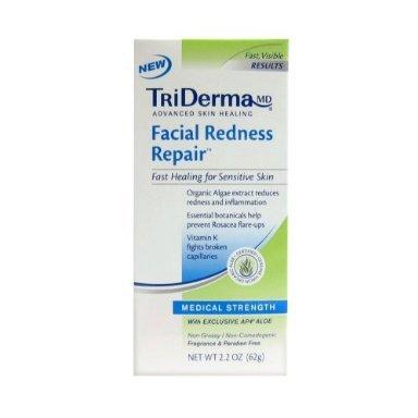 Tri Derma MD rougeur du visage Réparation-2.2 oz