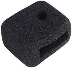 Noise Reduction Windscreen Spong Foam for GoPro, Black