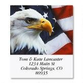 Bald Eagle Self-Adhesive, Flat-Sheet Sel - Patriotic Address Labels Shopping Results