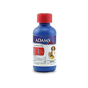 Adams Plus Pyrethrin Dip for Dogs and Cats, 4 Ounce 7