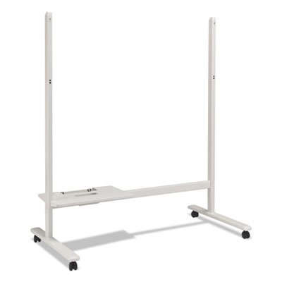 Floor Stand for M-18 Series and N-314 Electronic Copyboards, Rolling Casters, Sold as 2 Each by Plus