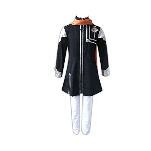 D.Gray Man Cosplay Costume - Lavi Exorcist 1st XX-Small (D Gray Man Lavi Cosplay Costumes)