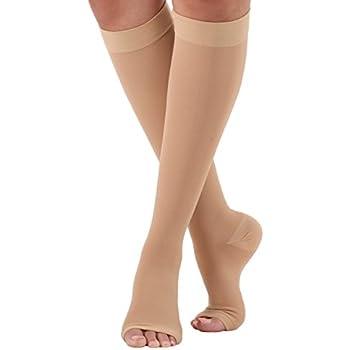 3f73e587799 Amazon.com  +MD Graduated Compression Socks 30-40 mmHg Extra Firm ...