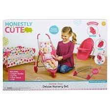 Cute Baby Stroller Sets - 3