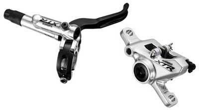 Shimano XTR XCR Pre-Bled Disc Brake, Rear