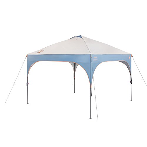 Instant Canopy With Led Lighting System - 2