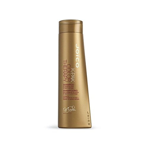 ジョイコ-カラーセラピーシャンプー300ミリリットル x4 - Joico K-Pak Color Therapy Shampoo 300ml (Pack of 4) [並行輸入品] B071H9RQ54