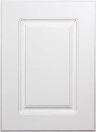 cabinet doors n more 13 x 22 white rtf raised square panel rh amazon com