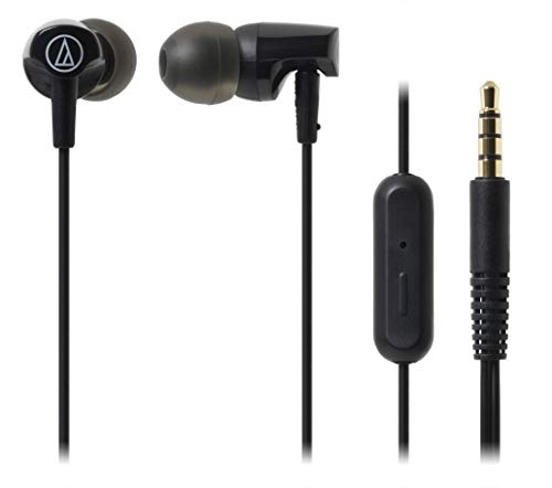 Audio-Technica SonicFuel ATH-CLR100IS Black