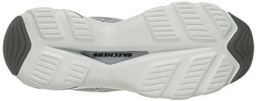 Skechers Ultra Donna White Gray Allenatori D'Lite q0qwTpa
