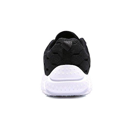 Zapatos deportivos El nuevo Zapatos para correr Antideslizante Respirable Moda Ocio Zapatos de viaje lovers black
