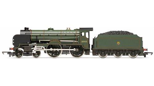 (Hornby R3586 Rail Road 4-4-0 Sevenoaks Schools Class/Early BR Train Model)