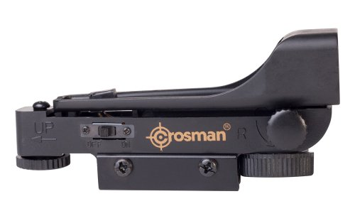 Crosman Red Dot Sight Wide Lense 0290RD