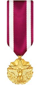 Medals of America Meritorious Service Medal Miniature Anodized