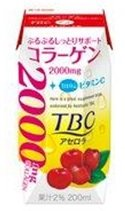 Morinaga Milk Industry Co., Ltd. TBC collagen acerola 200mlX24 this by TBC