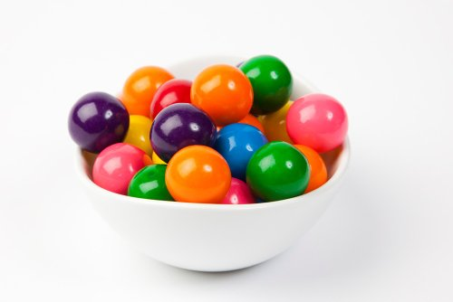 Assorted Gourmet Gumballs (4 Pound ()