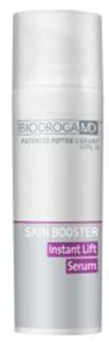 Biodroga Md Instant Lift Serum 6 - 75 Ml - Pro Size - Is a High Performance Serum for Mature Skin with Wheat Protein for an Instant Firming Effect Leaving the Skin Looking Smooth - Firmer and More Radiant - Protein Booster Skin Serum