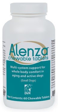 DVM PHARMACEUTICALS 60 Count Alenza Chew Tablet Dog, Small, My Pet Supplies