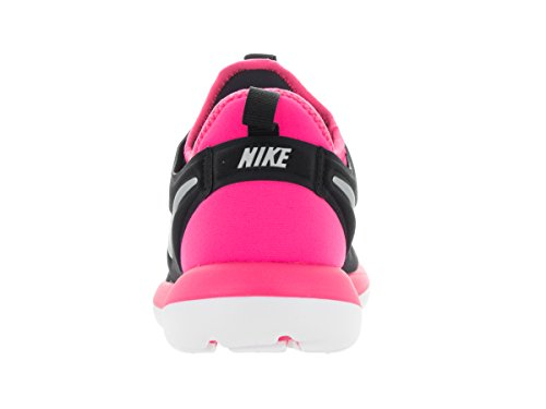 Two GS Platinum Pink Damen Nike Roshe Laufschuhe Black hyper Schwarz Mtlc qwRxECtx