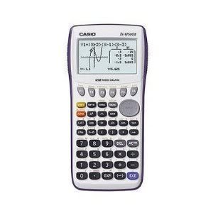 Casio Graphing Calculator (FX-9750GII-WE) Virtual Graphic Special Design Handheld Caculator FX 9750GII WE New Gadget by GADGETS-R-US by CASIO(R)