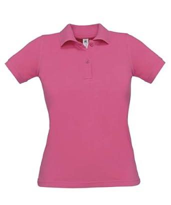 Coole-Fun-T-Shirts - Polo para Mujer, Color Fucsia, Talla XS ...