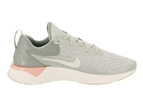 Nike Mujer Odyssey Silver 001 mica Para Wmns light Multicolor Green sail React Zapatillas BqXqwTr