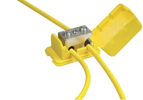 King Safety 90120 Products Direct Bury Lug, Yellow (5 Count)