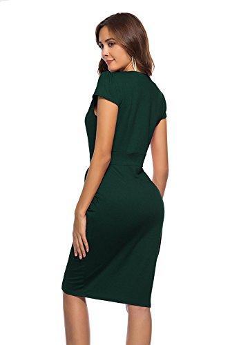 Womens Ceasikery Ceasikery Green Dress Dress Ceasikery Womens Green Green EUtvX