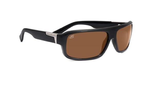 Serengeti sunglasses-matteo Controladores Lentes polarizadas lente de categoría 3, Negro: Amazon.es: Deportes y aire libre