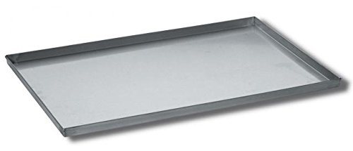 Bandeja de Horno Aluminio, 40 X 60 cm, h. 2 cm.: Amazon.es: Hogar
