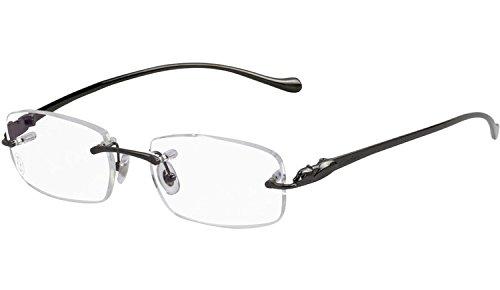 Cartier Frameless Rectangular Prescription Ready Eyeglasses T8101081 - Cartier Eyewear