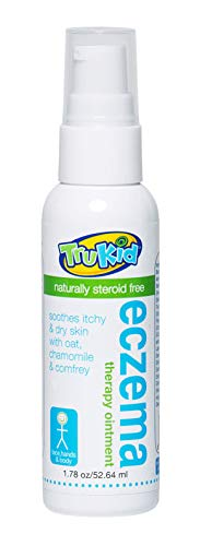 TruKid Eczema Therapy Ointment for Itchy Skin Relief for kids, 0.2 oz