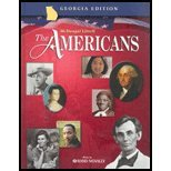 Download Americans-Georgia Pupil Edition (Grade 9-12) (06) by Danzer [Hardcover (2004)] PDF