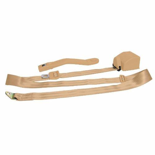 AutoLoc 12686 Peach 3-Point Retractable Seat Belt