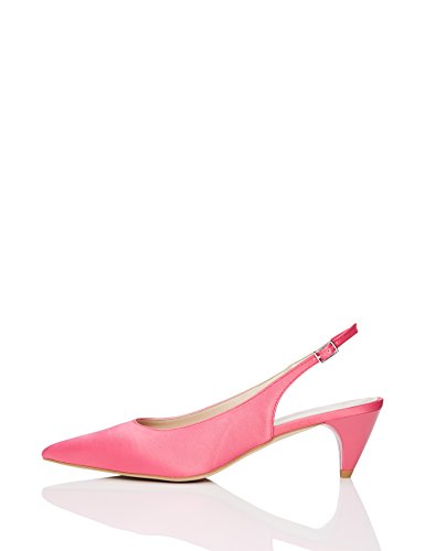 Donna Rosa 008 con Punta Pink Scarpe a Cinturino FIND Hot HWPwqvXnn