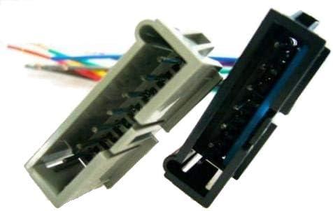 amazon.com: carxtc car radio installation wire harness fits dodge neon 95  96 97 98 99: automotive  amazon.com