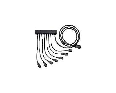 HP 351655-B21 Fixed Cord Extension Bars. EXTENSION BARS (2) FIXED CORD PDU. (Certified Refurbished)